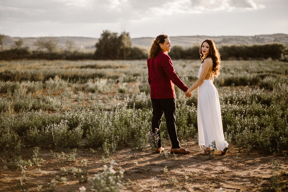 Las Cruces Engagement photographer