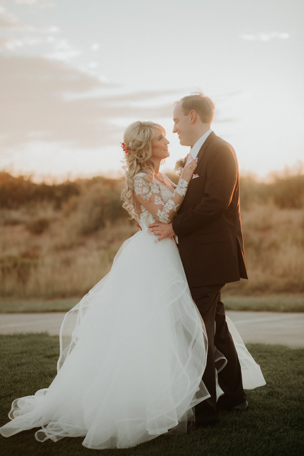 Neal + Kristine - Red Hawk Golf Course | New Mexico