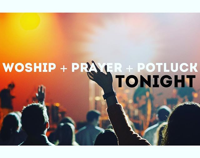 Very excited to gather tonight! Hope you can make it, 630p @calvaryboise . . . . #potluck #prayer #worship #gathering #christian #community #life #together #boise #welcomehome