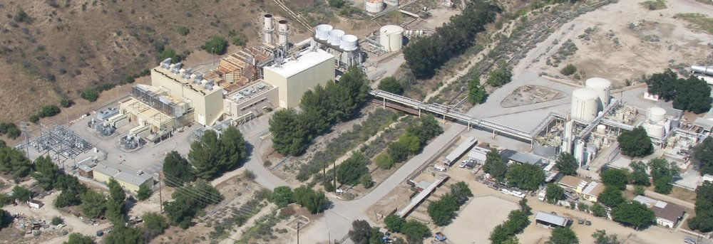 Placerita Power Plant