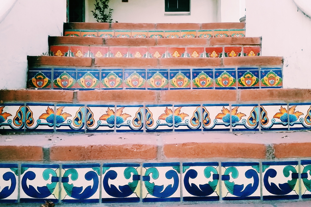 Santa Barbara Steps