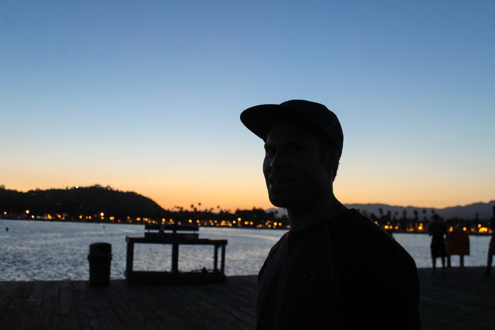 Santa Barbara Pier.