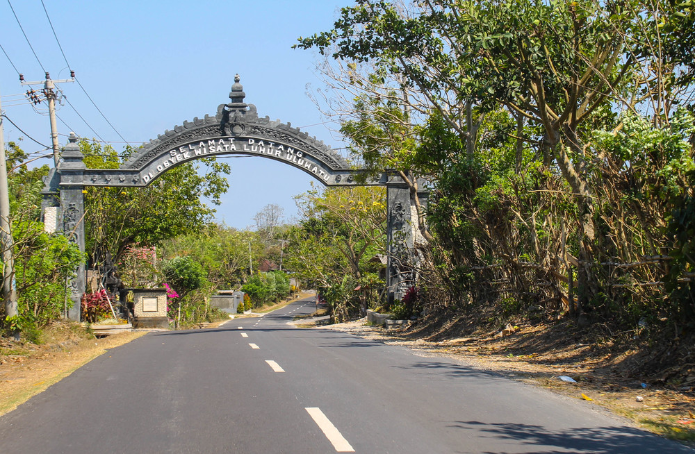 Uluwatu Road