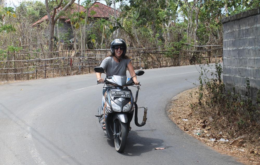 ScooterUluwatu