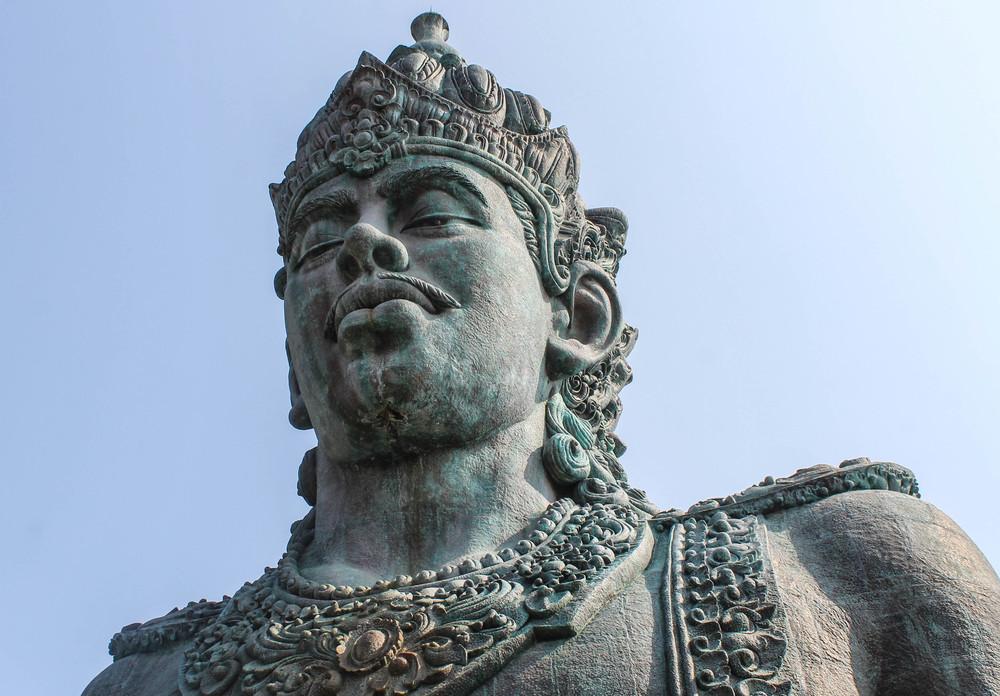 Vishnu-Statue