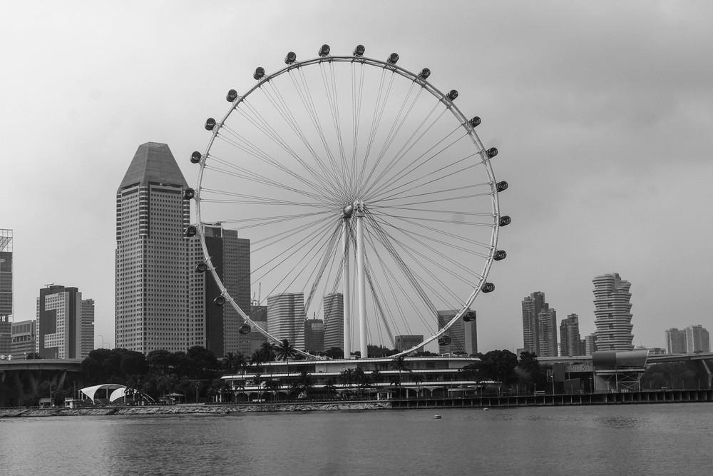 Singapore-Wheel