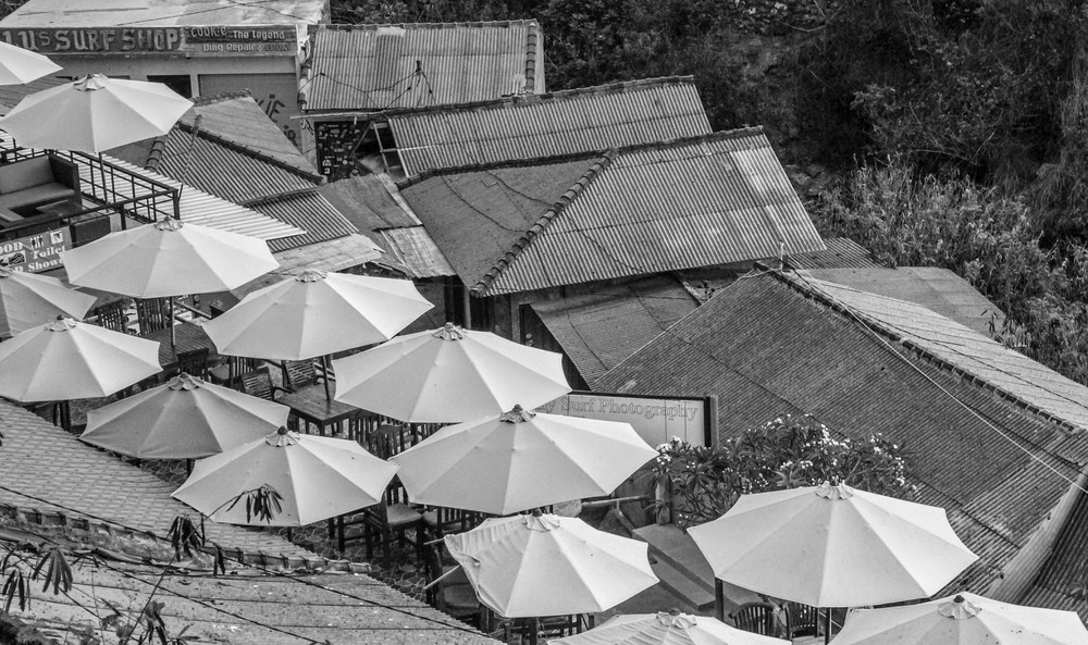 Uluwatu-Umbrellas