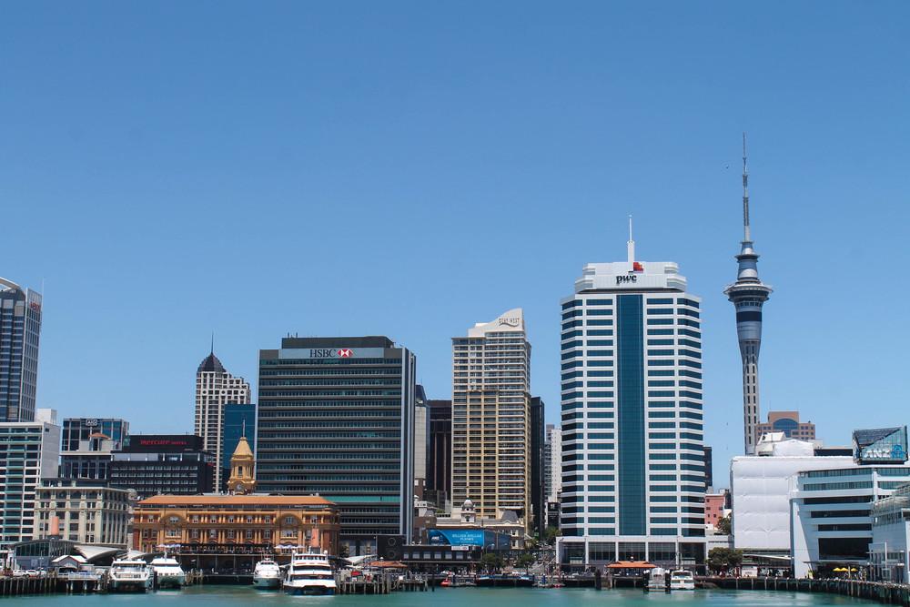 Auckland-skyline