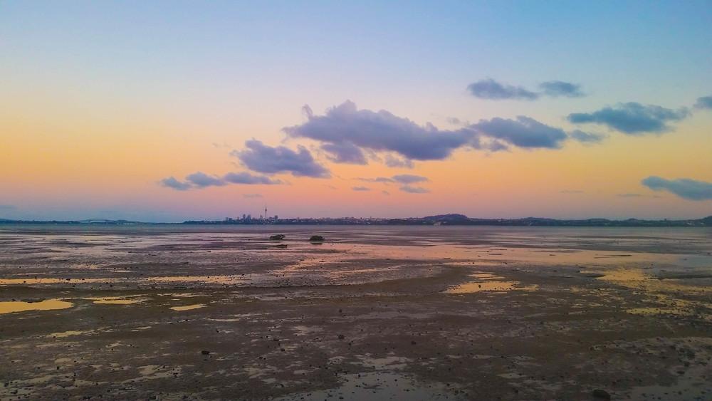 sunset-te-atatu