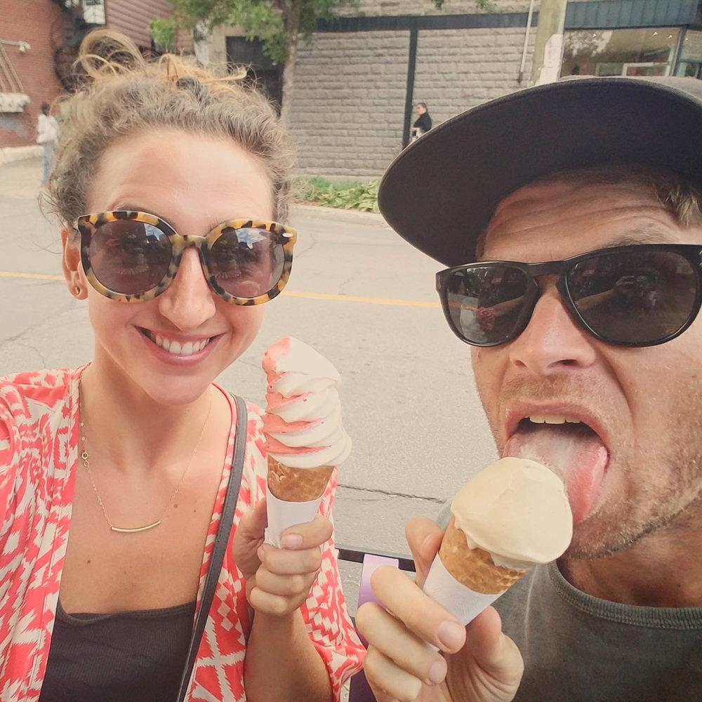 Kem Coba ice cream