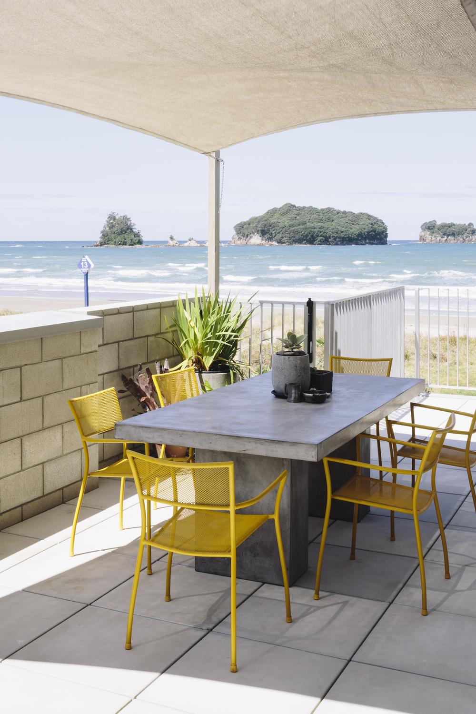 Coromandel Beach House Strata Architects