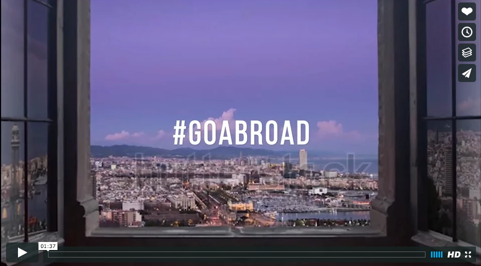 Stock footage — GoAbroad