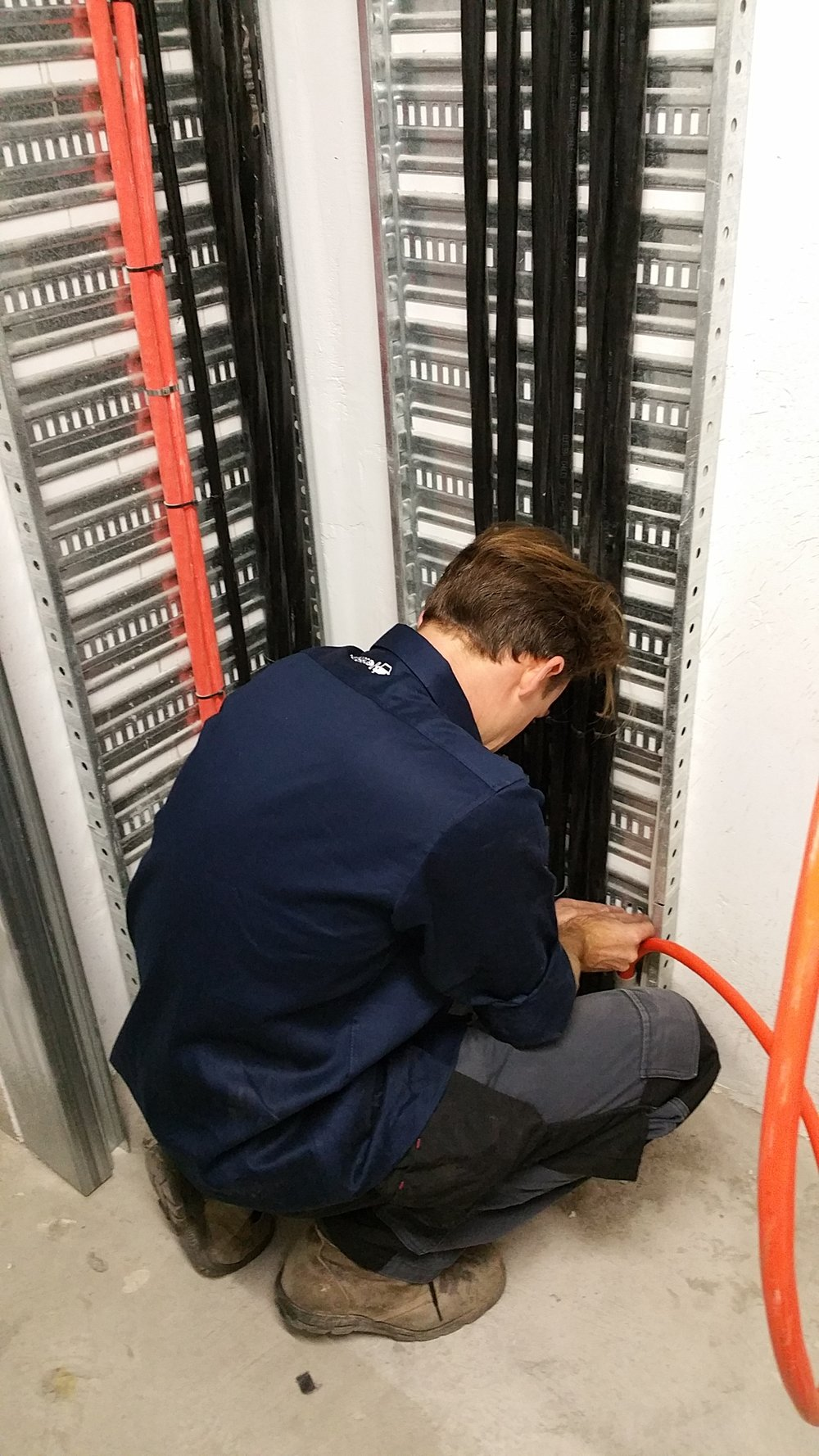 All our technicians are specially trained