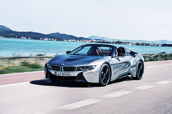 BMW i8 (and i8 roadster)