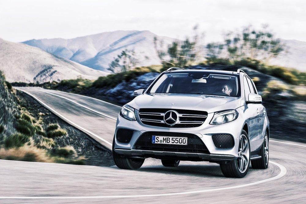 Mercedes GLE 500e