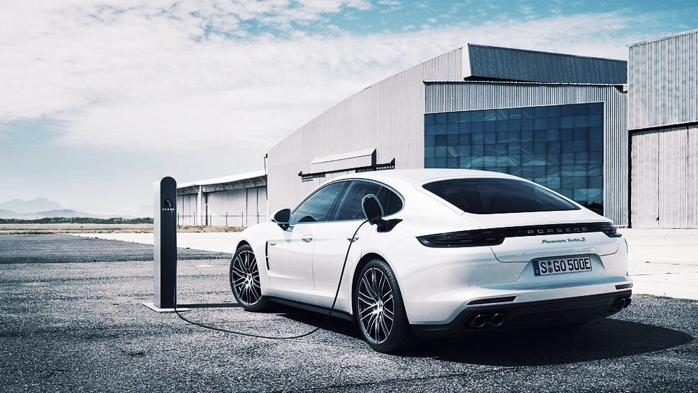 Porsche Panamera 4S e-hybrid (and Turbo S e-hybrid)