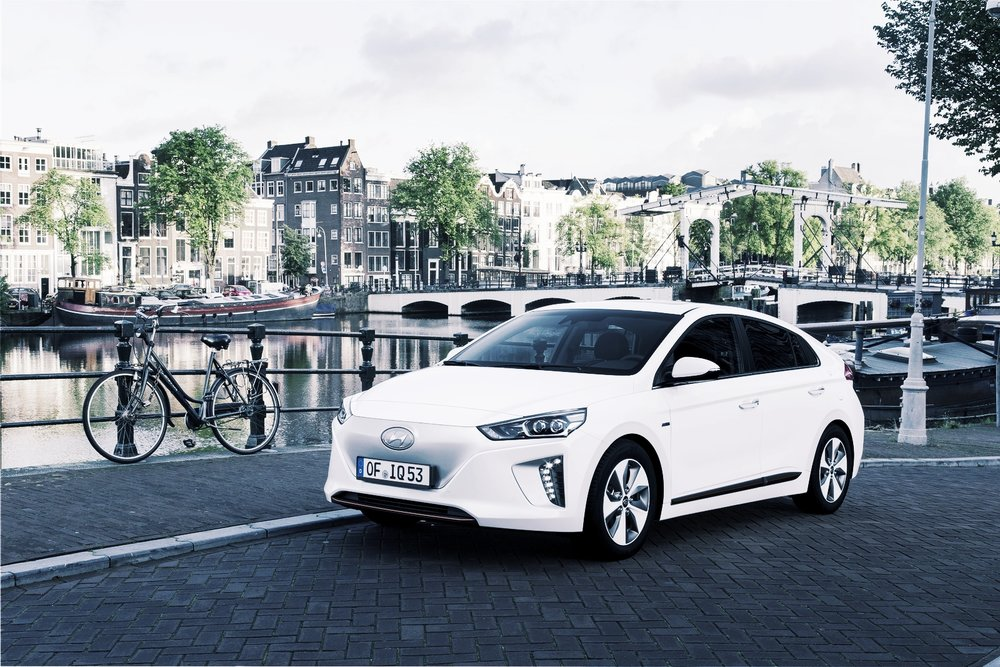 Hyundai Ioniq EV (and PHEV)