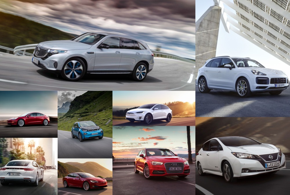 car models - Learn all about different models of EVs in Australia