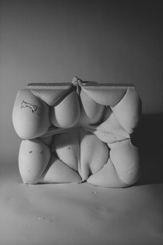 Dome (?) 1, plaster