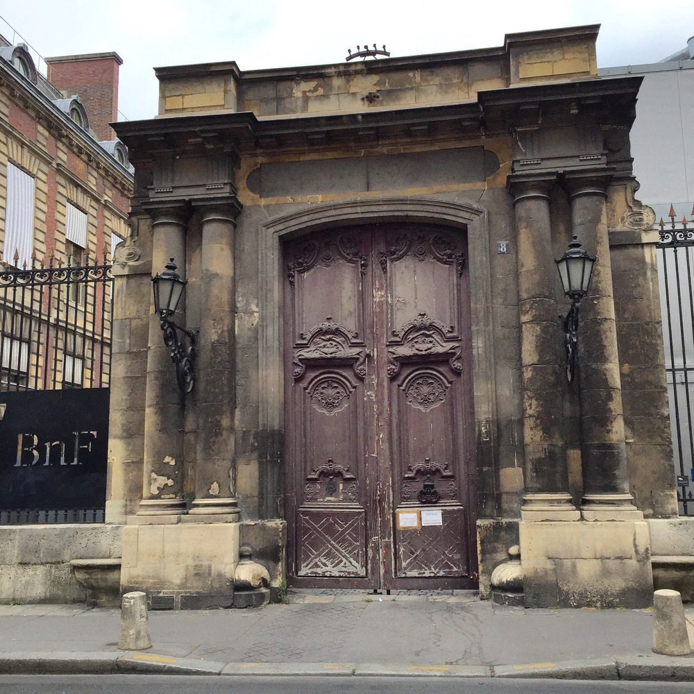 Biblothèque Nationale de France