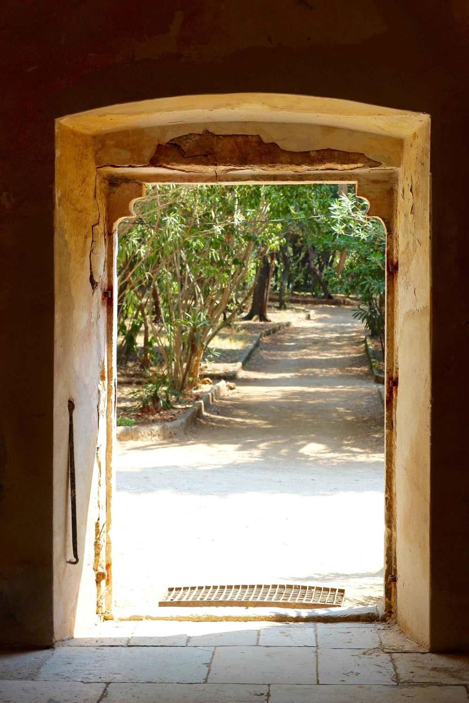 12th Century Doorway
