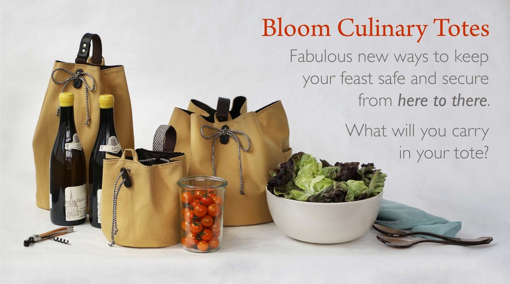 What will you carry in your Bloom Tote? | threadandwhisk.com