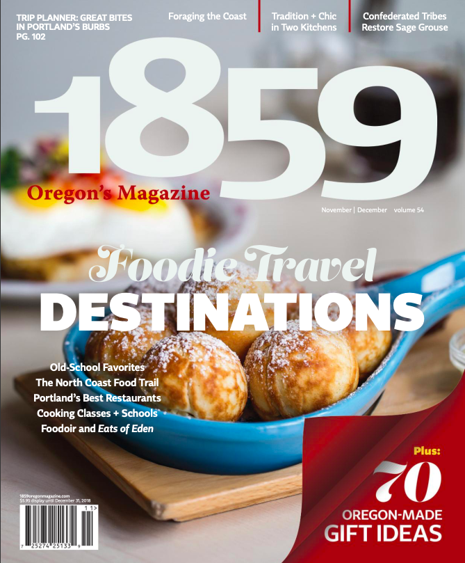 1859 Oregon Magazine | Thread and Whisk