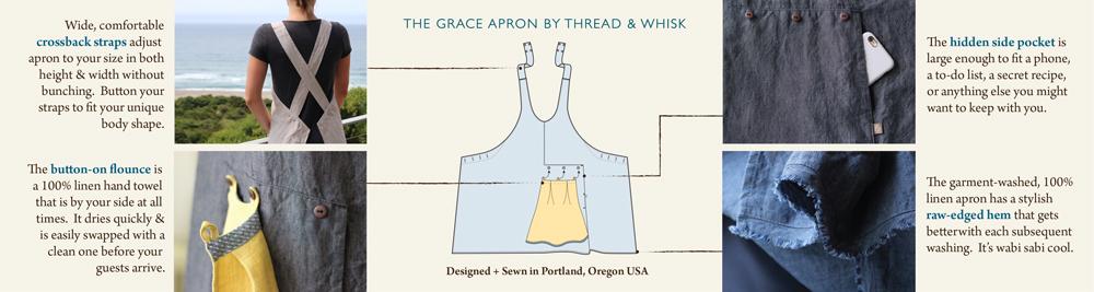 Grace Apron diagram
