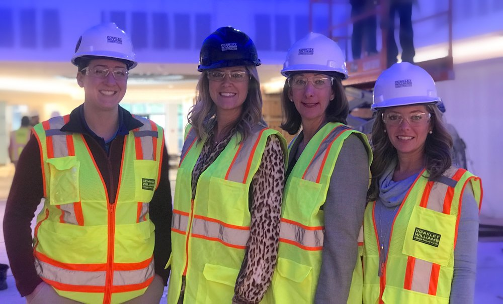 Bethesda, MD - Women In Construction Week - Community Service
