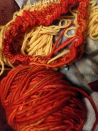 Delicious yarn