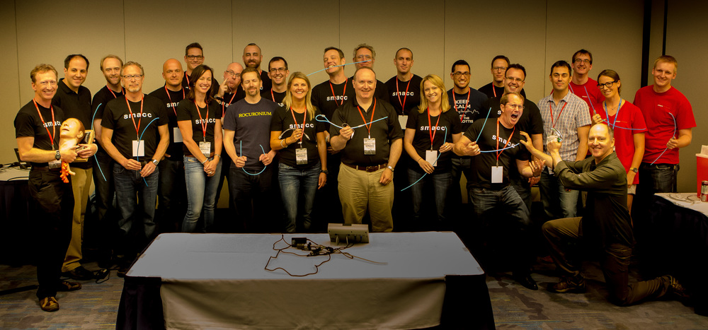 THe SMACC Chicago Team