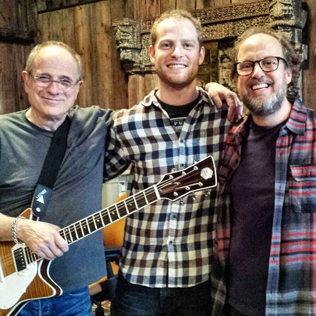 Bob Ezrin, Tim Frank & Page McConnell
