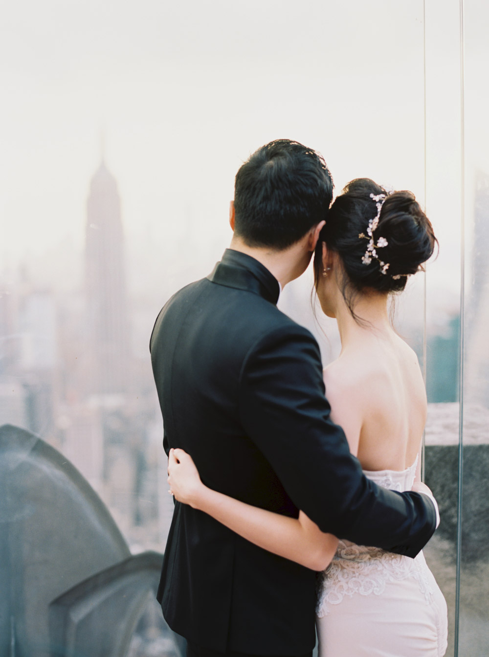 Elegant Amp Classic New York City Elopement Katie Grant