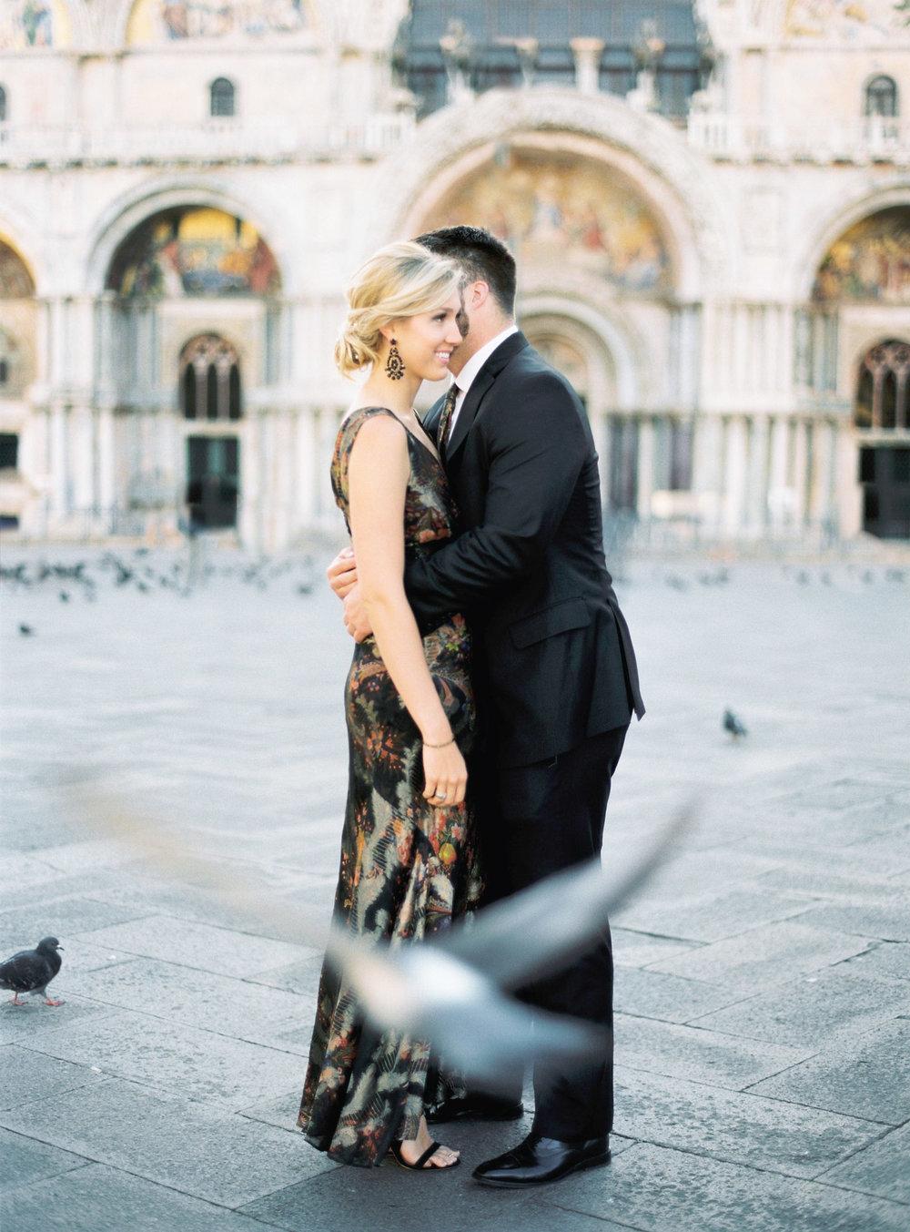Venice Engagement