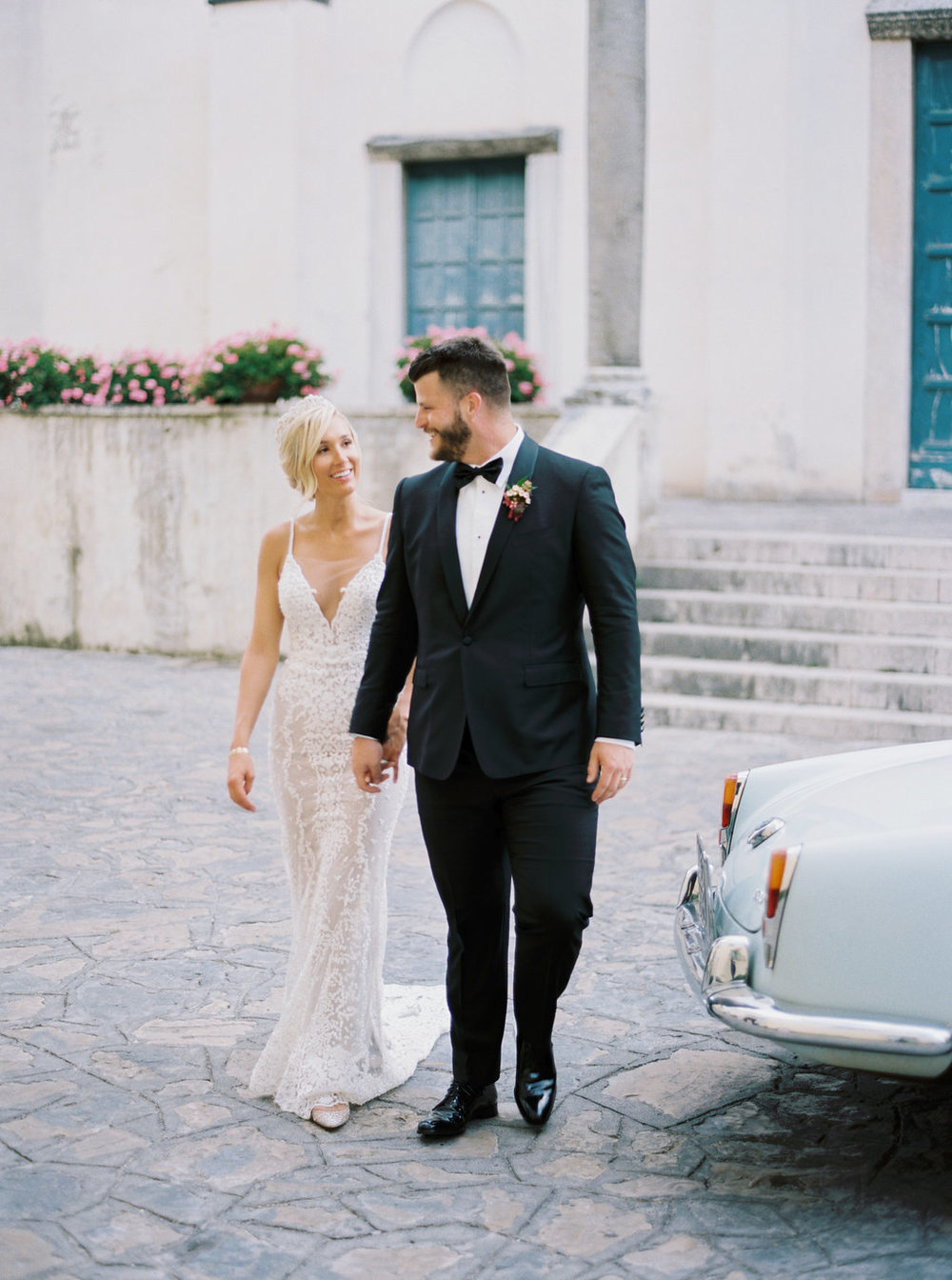 Allie & Joey - RAVELLO, AMALFI, ITALY