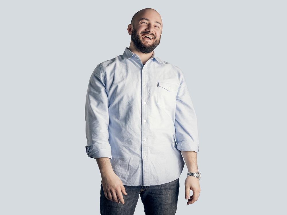 Kyle Mitchell   Senior UI/UX Designer