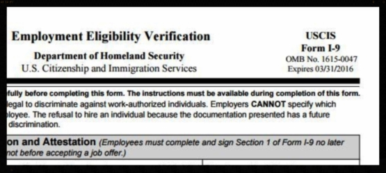 Why Can't California Notaries Public Notarize USCIS I-9 Forms? — FNL