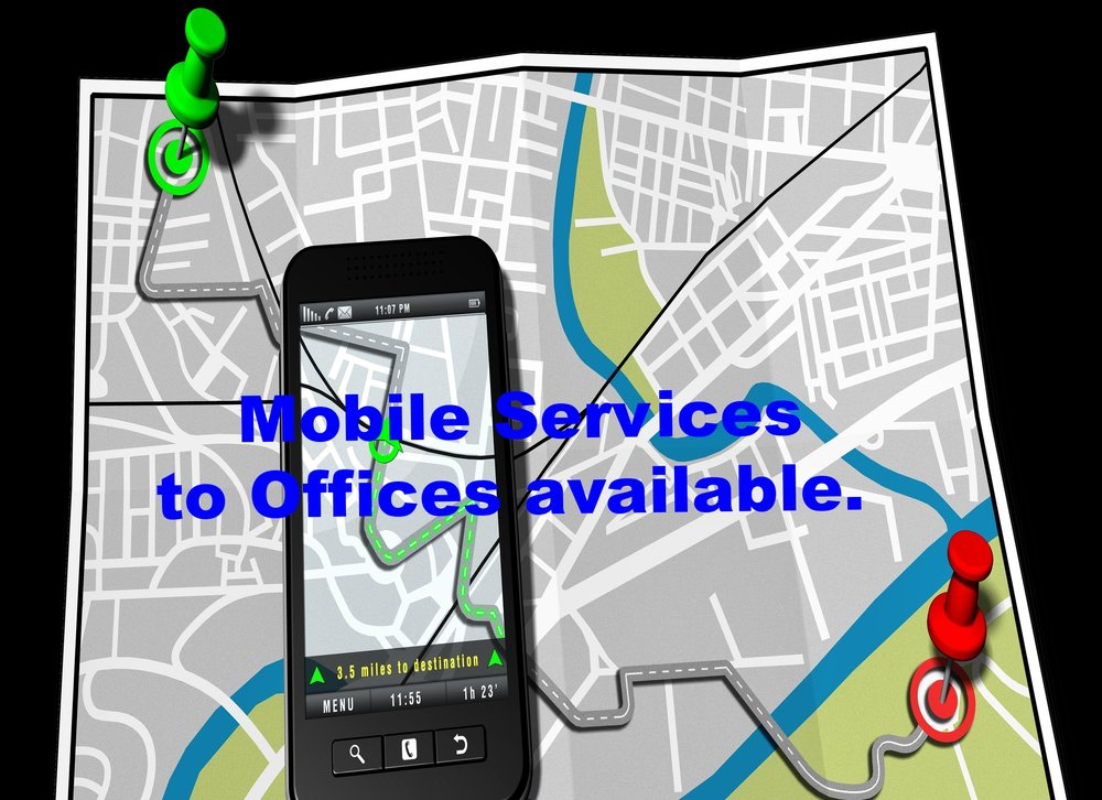 Contact FNL in advance for scheduling and information about mobile service fees