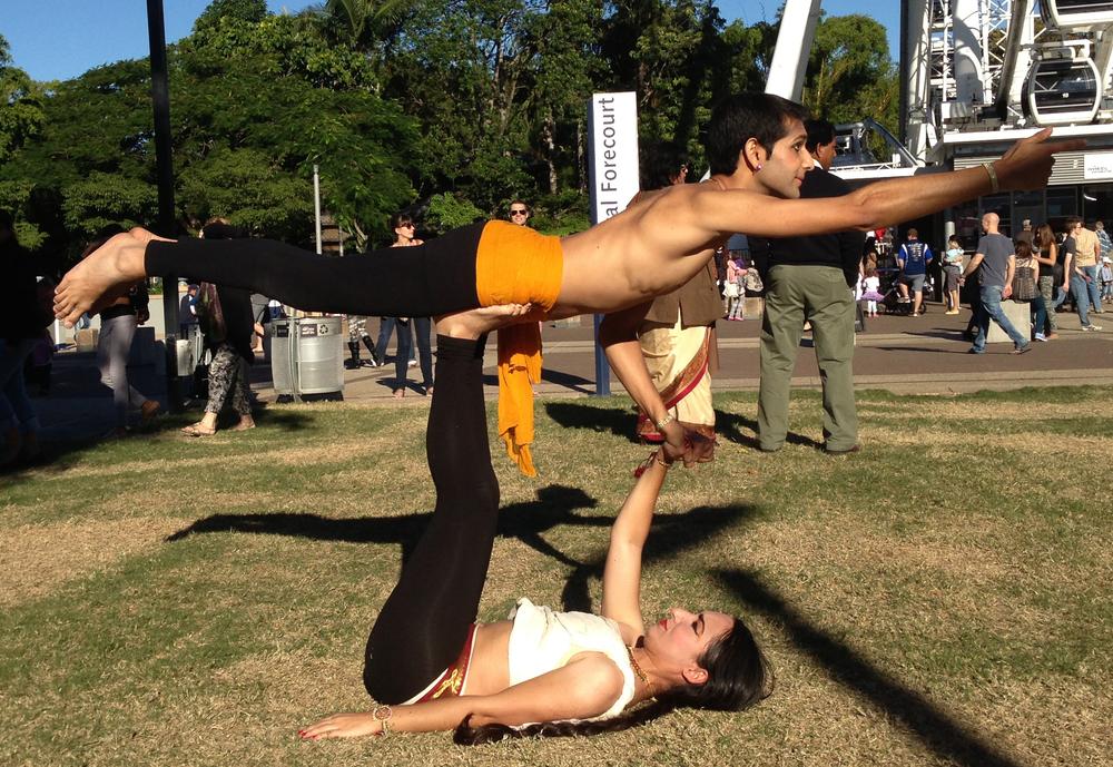 ENCOUNTERS FESTIVAL  BRISBANE, AUSTRALIA