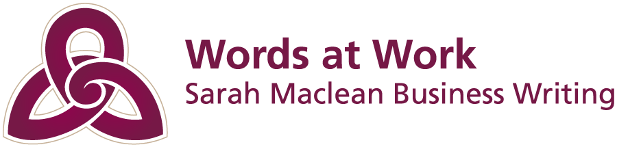 Words at Work, Sarah Maclean Business Writing