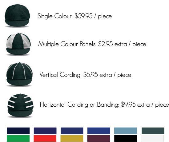 Australian Wool Cricket Cap Pricing