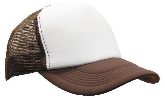 Brown / White
