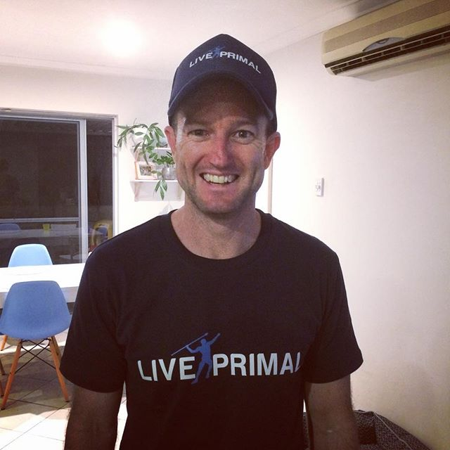 New Truckers & Tees for the team at @liveprimalau We're not sure Chris has a great future in the modelling space but get in touch with him if you are looking for something new and exciting in health and fitness!