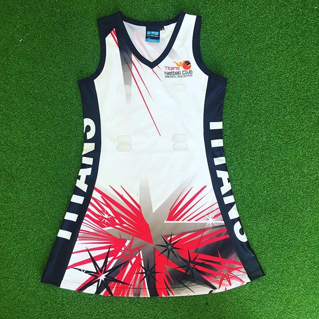 Top up dresses for Titans NC.