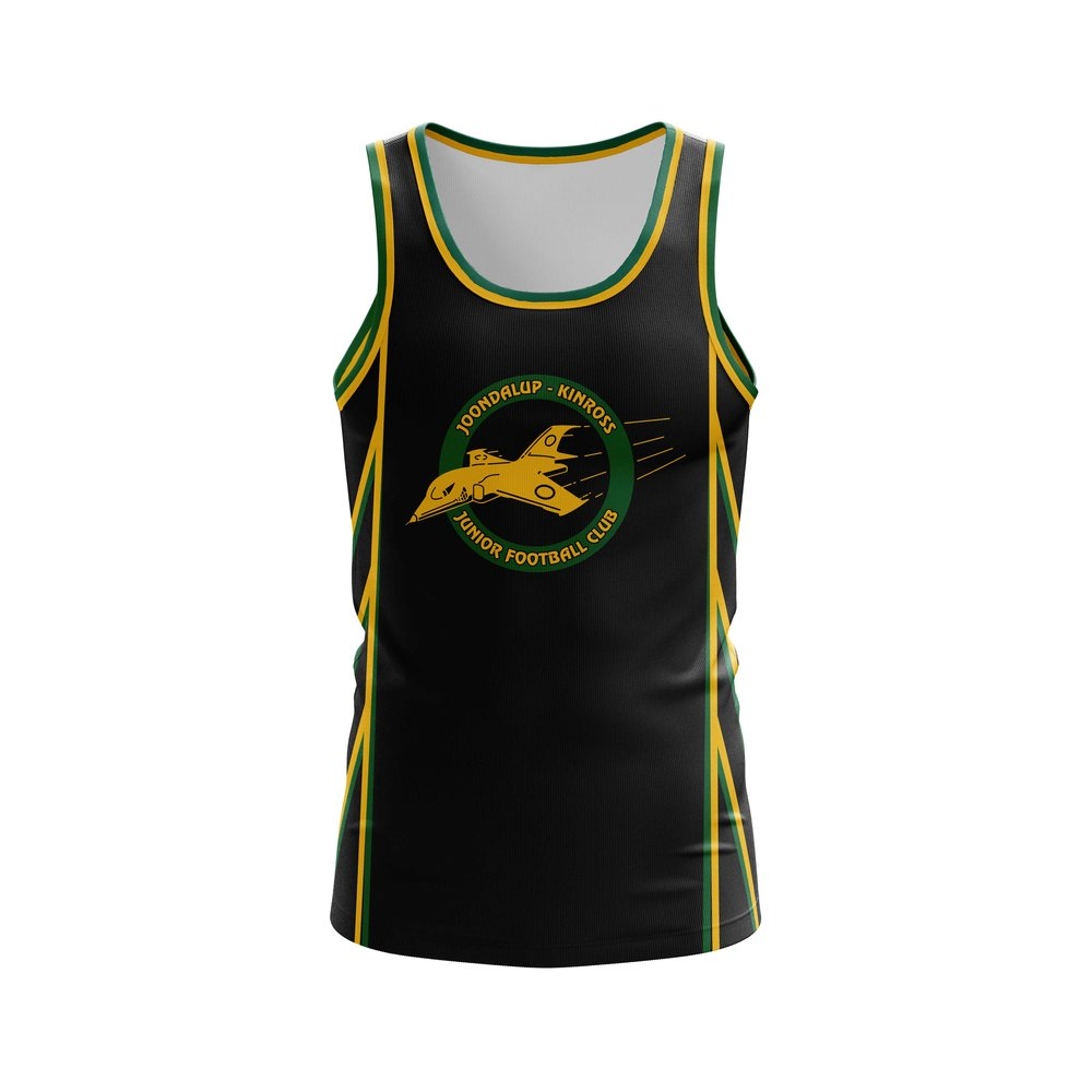 Sublimated Training Singlet