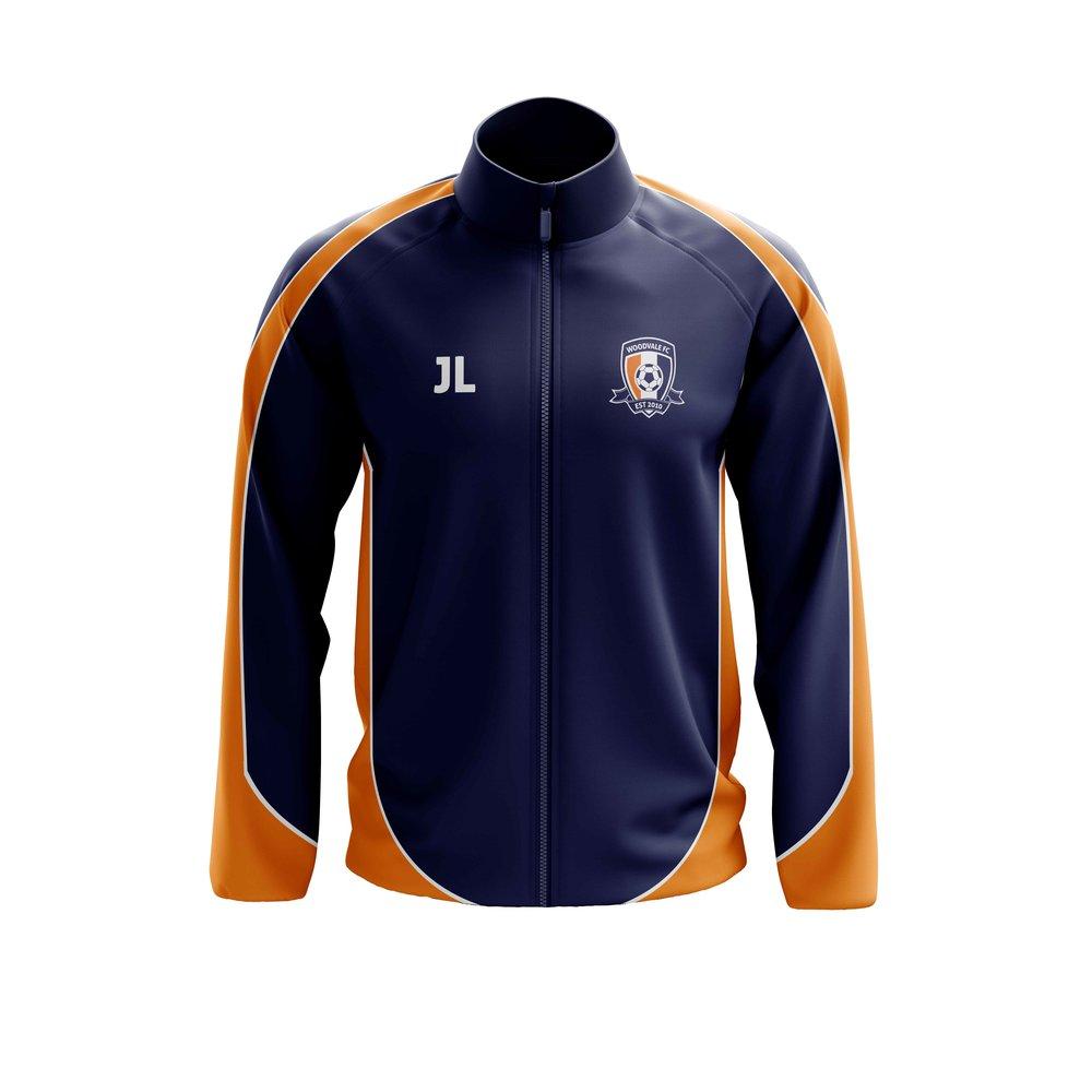 Sublimated Jacket