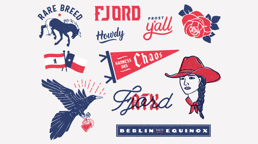 Sticker sets created in collaboration with  Annie Lin ,  Tori Reneker , and  Erica Ochoa