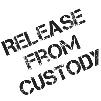 Release from custody