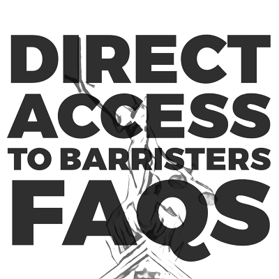 Direct Access to Barristers FAQs