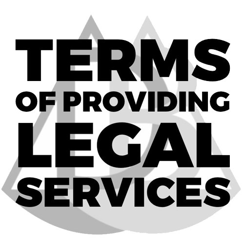 Terms of Providing Legal Services